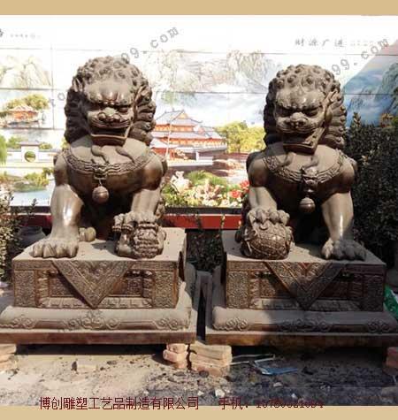 所属分类:动物雕塑->铜狮子雕塑 狮子雕塑铸造找博创铜雕,价格优惠