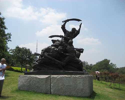 街头景观雕塑