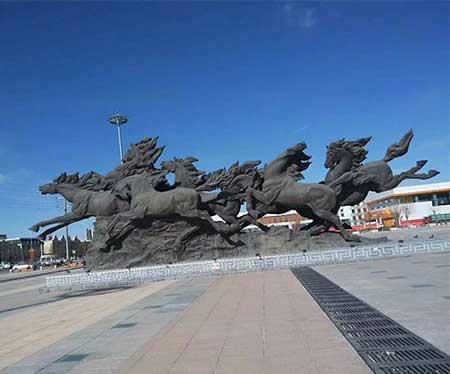 大型广场雕塑